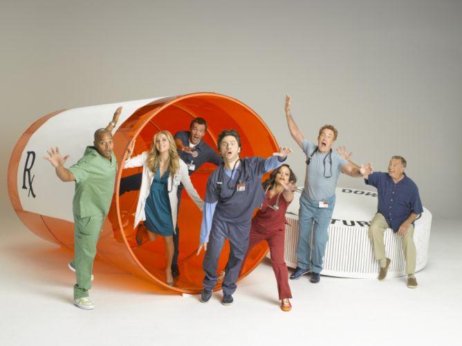 SCRUBS comedy drama series medical (53) wallpaper