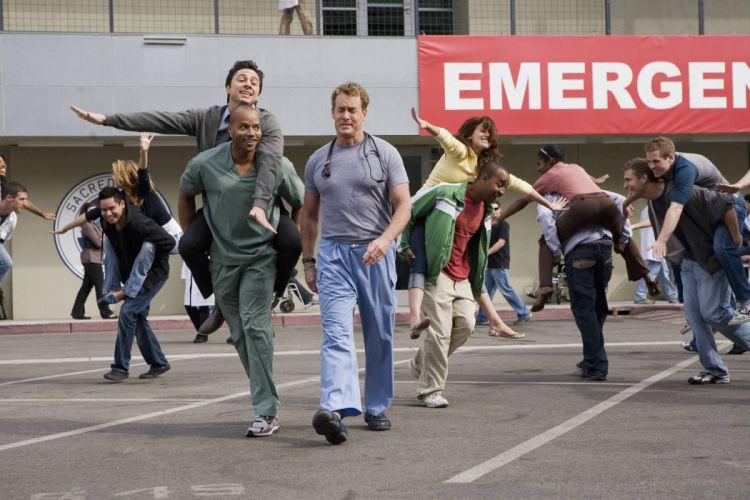 SCRUBS comedy drama series medical (54) wallpaper