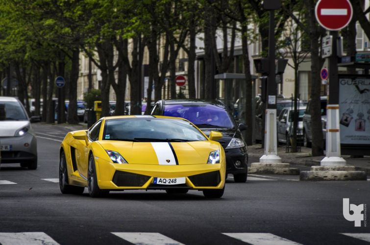 Lamborghini Gallardo LP 550-2 Valentino Balboni Italian Dreamcar Supercar Exotic jaune giallo yellow wallpaper
