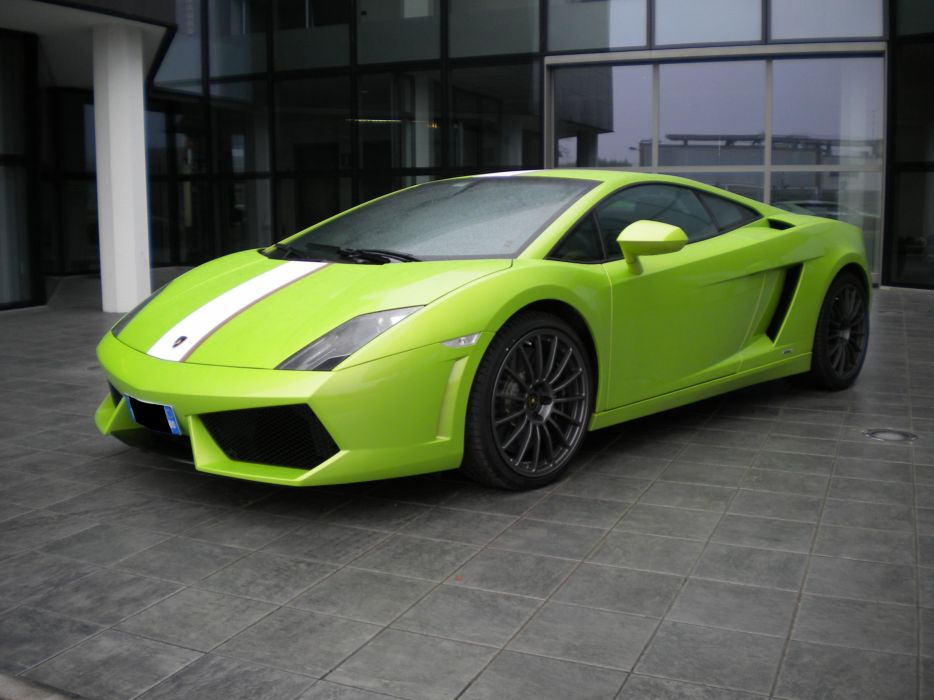 Lamborghini Gallardo Lp 550 2 Valentino Balboni Italian Dreamcar