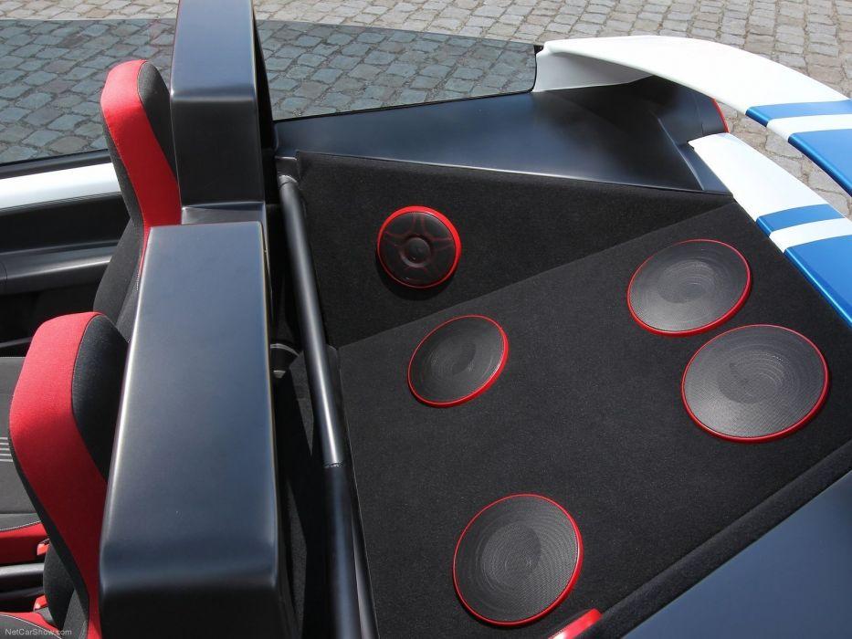 2014 Skoda CitiJet Concept car  wallpaper