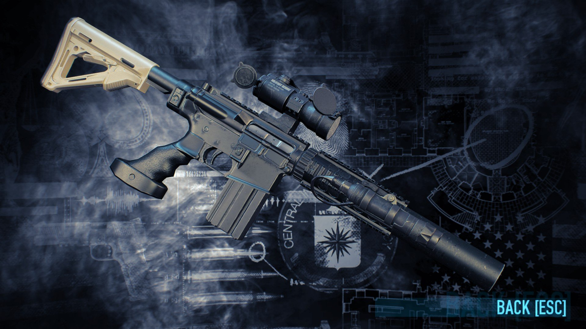 Payday Action Co Op Shooter Tactical Stealth Crime Military Weapon
