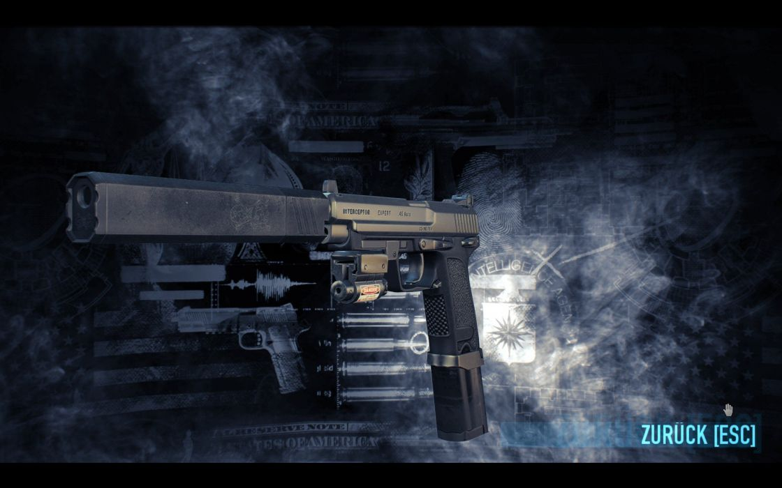 PAYDAY action co-op shooter tactical stealth crime military weapon gun assault rifle wallpaper
