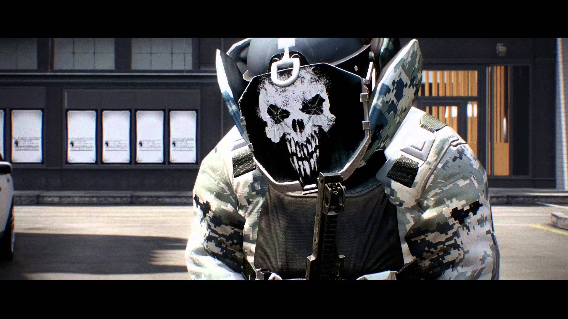 PAYDAY Action Co Op Shooter Tactical Stealth Crime Wallpaper