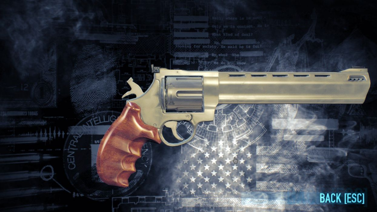 PAYDAY action co-op shooter tactical stealth crime weapon gun pistol wallpaper