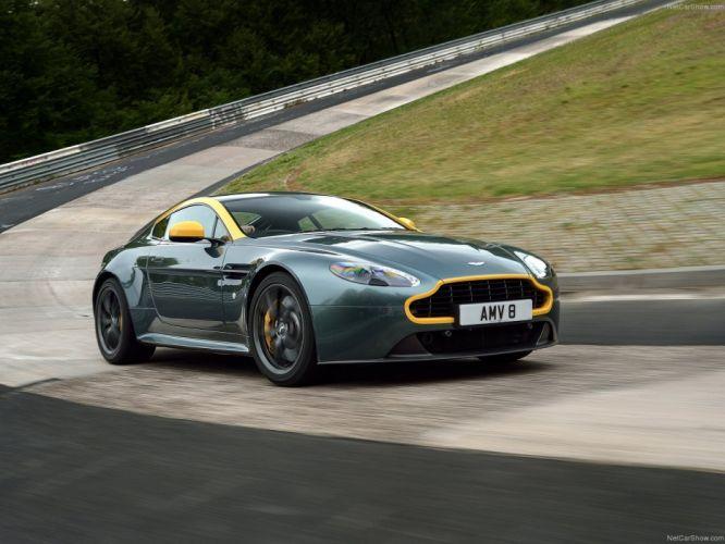 2014 Aston Martin n430 v 8 vantage coupe supercars england wallpaper
