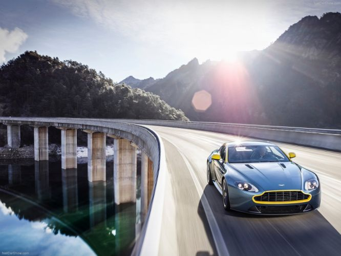 2014 Aston Martin n430 v 8 vantage coupe supercars england wallpaper