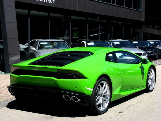 2014 610 4 Dreamcar Exotic huracan italian Lamborghini sportscar Supercar wallpaper