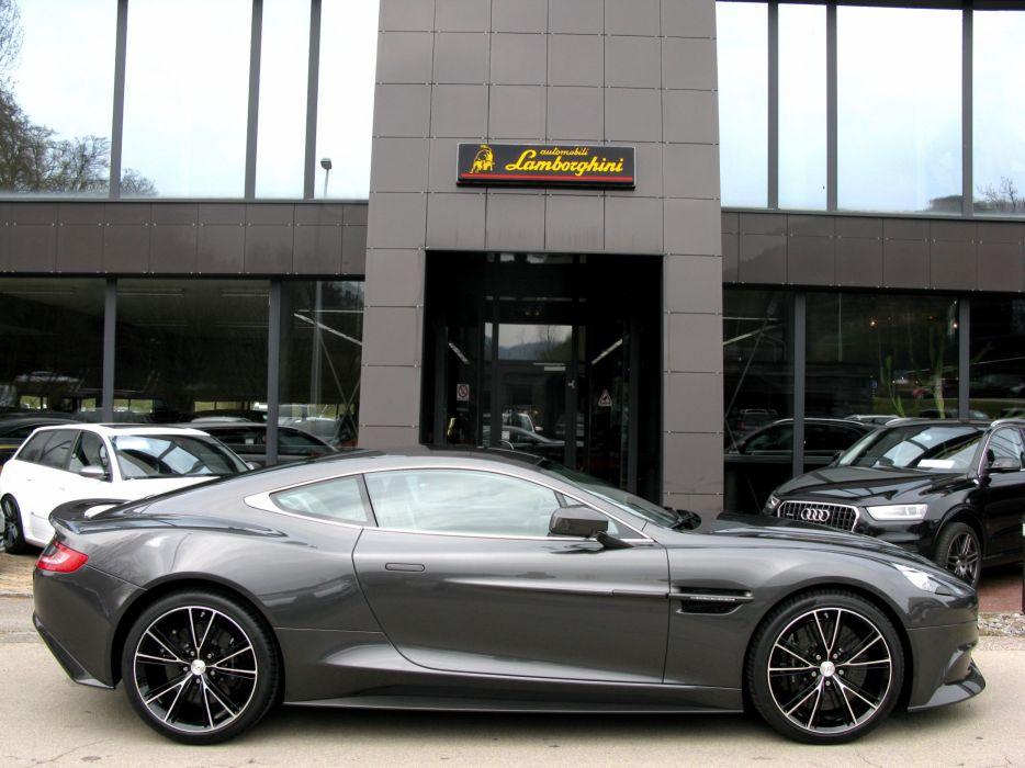 2012 Aston Martin sportcar USA vanquish wallpaper
