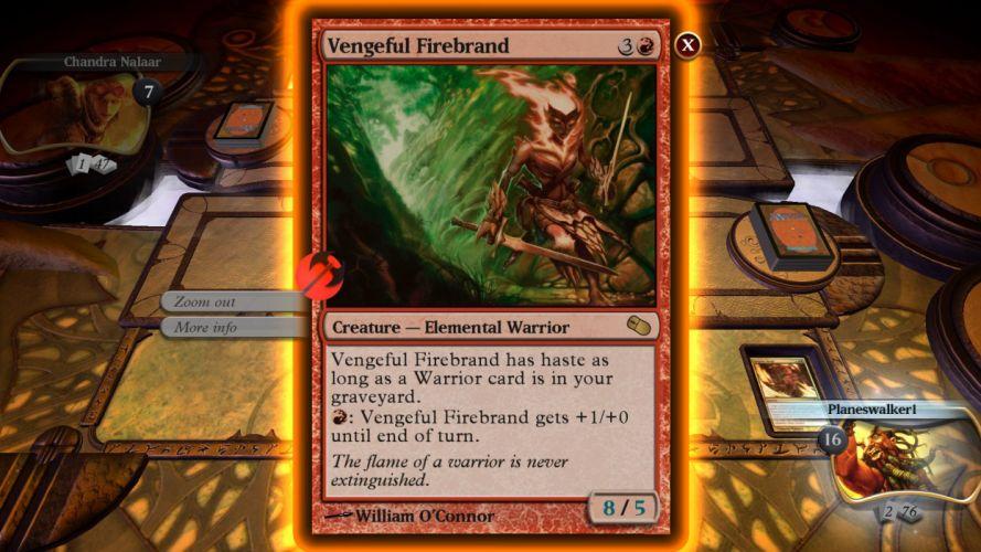MAGIC GATHERING DUELS PLAINSWALKERS card game fantasy rpg wallpaper