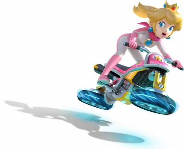 MARIO KART nintendo go-kart race racing family wallpaper