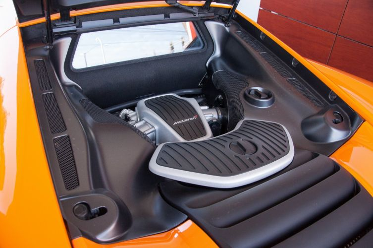 12c McLaren mp4 Supercar color Orange 302 wallpaper