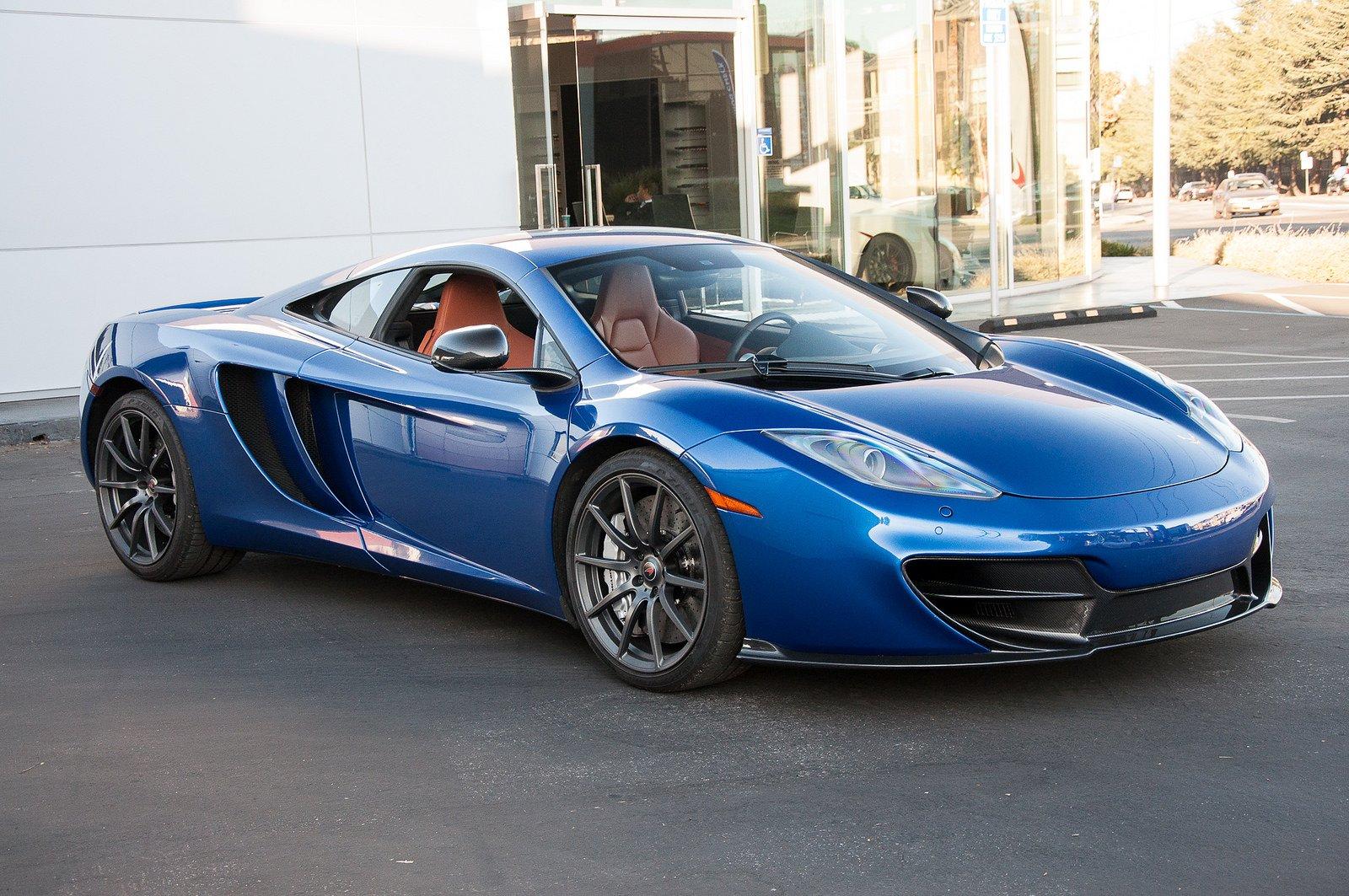 Car Wallpaper >> 12c McLaren mp4 Supercar color Azure Blue 1398 wallpaper | 1600x1063 | 397492 | WallpaperUP