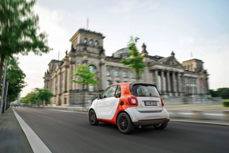 2014 Coupe smart fortwo wallpaper car wallpaper