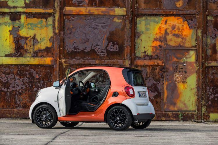 2014 Coupe smart fortwo wallpaper car wallpaper
