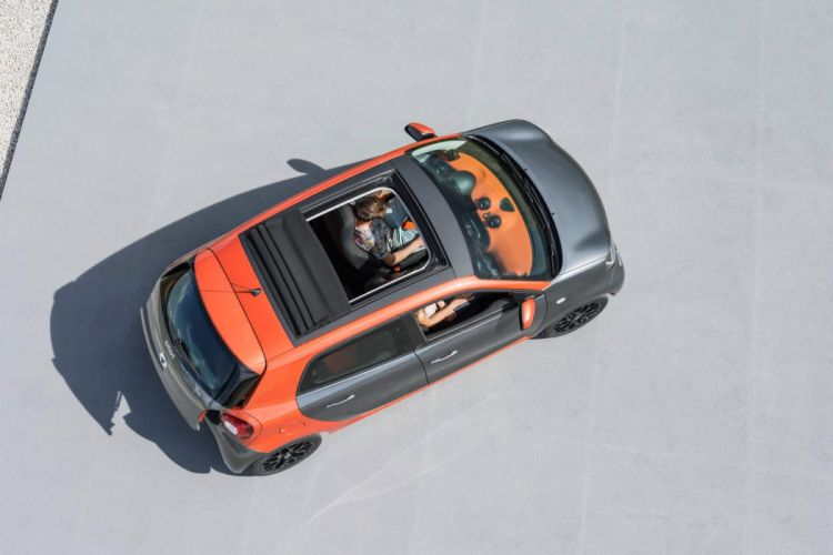 2014 smart forfour 4 doors wallpaper car wallpaper