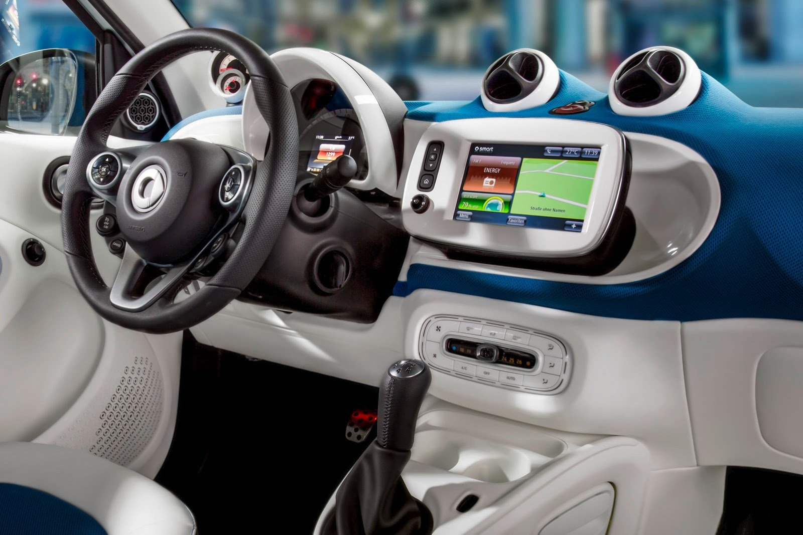 2014 smart fortwo forfour interior wallpaper car wallpaper ...