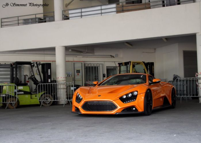 ZENVO ST1 Dreamcar Supercar Exotic Sportscar wallpaper