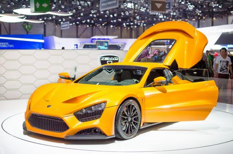 ZENVO ST1 Dreamcar Supercar Exotic Sportscar wallpaper