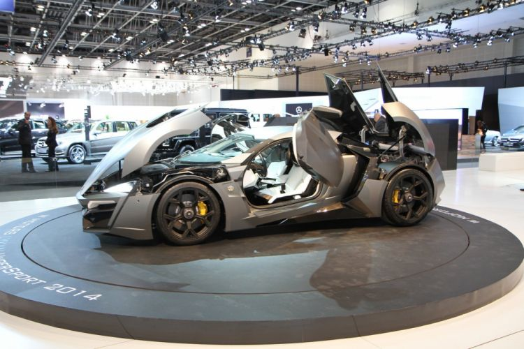 Motors Lykan HyperSport concept car Dreamcar Supercar Exotic Sportscar wallpaper