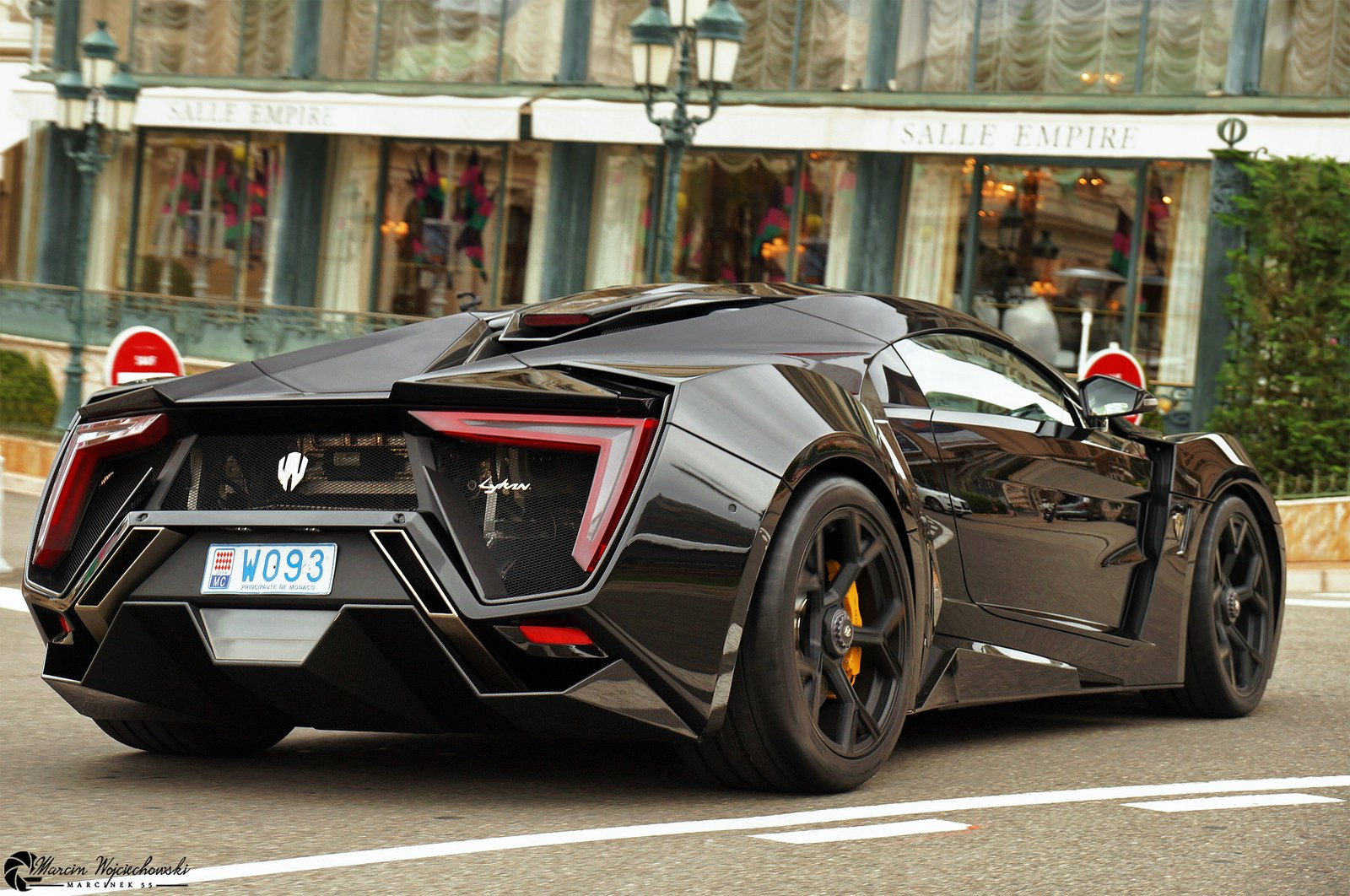 The W Motors Lykan HyperSport is a limited production hypercar by W Motors a United Arab