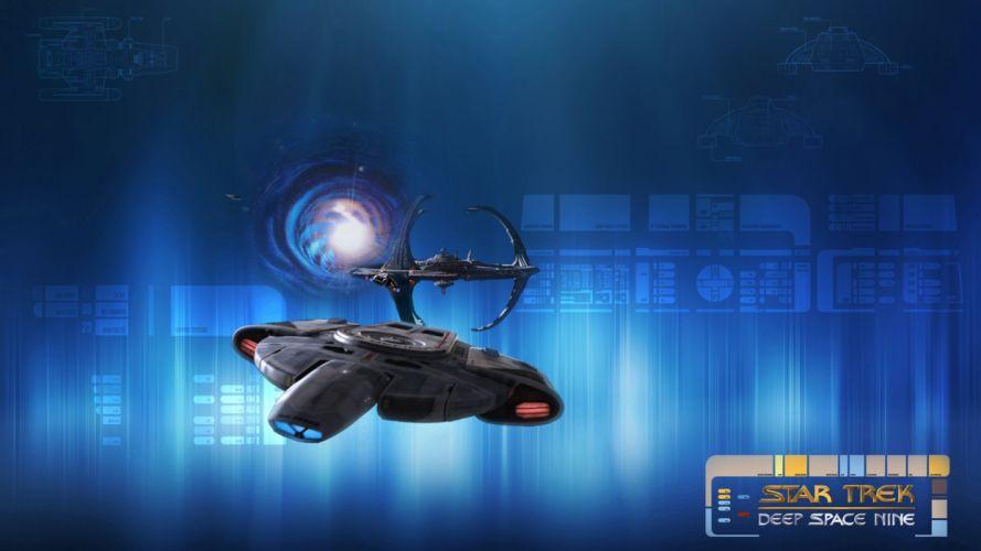 Star Trek DS9 Defiant wallpaper