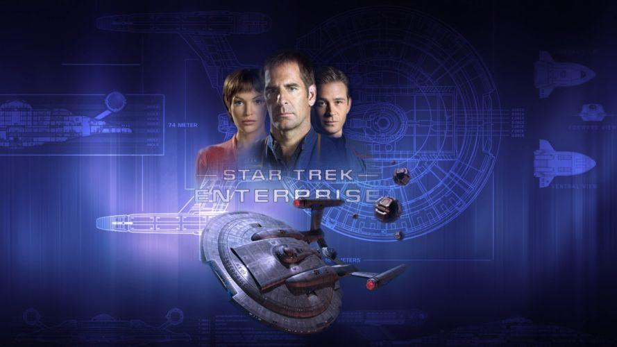 Star Trek Enterprise wallpaper