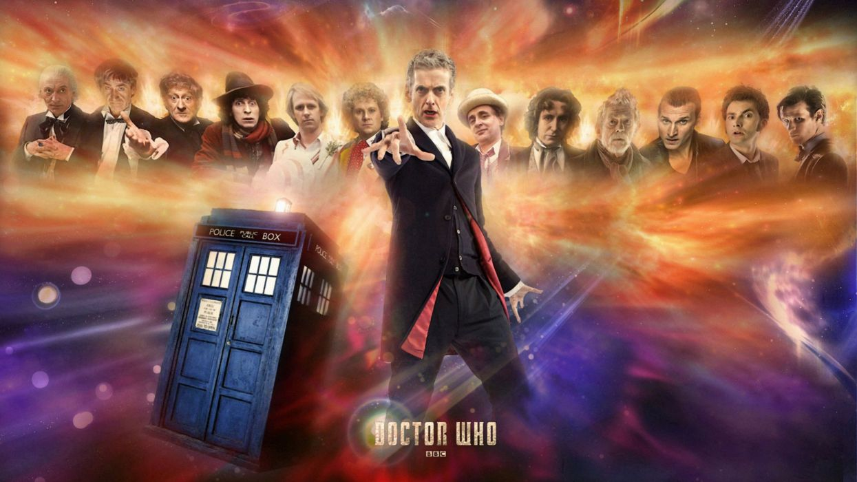 New Doctor Who wallpaper