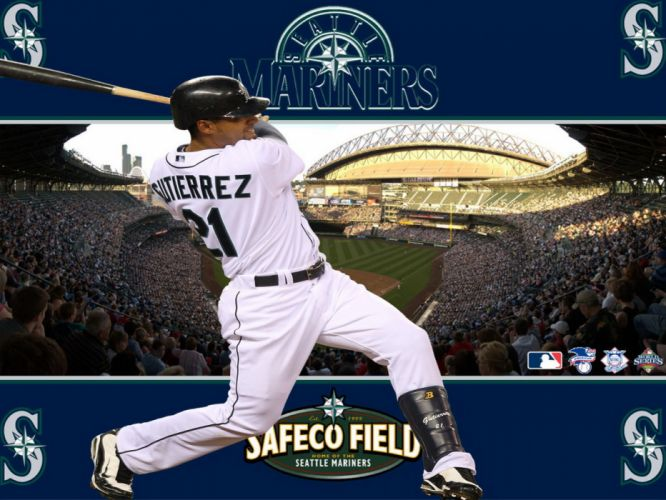 SEATTLE MARINERS mlb baseball wallpaper