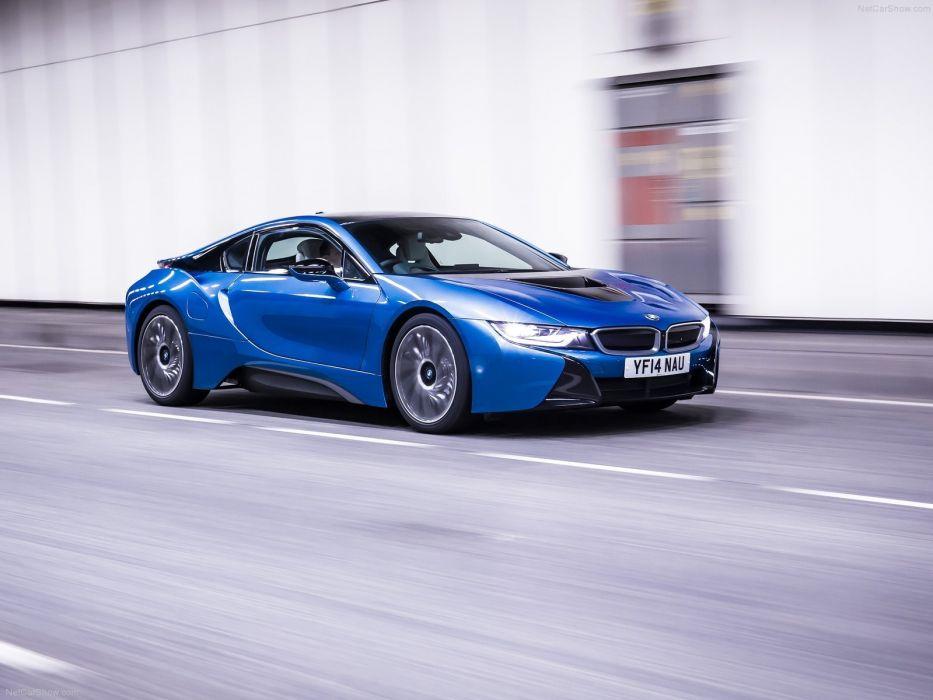 2014 BMW i 8 Supercar hybrid  wallpaper