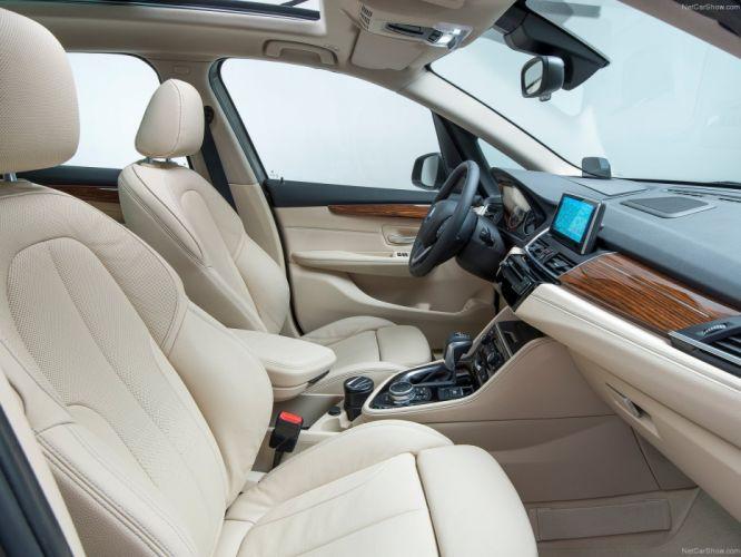 BMW 2-Series Active Tourer germany interior wallpaper