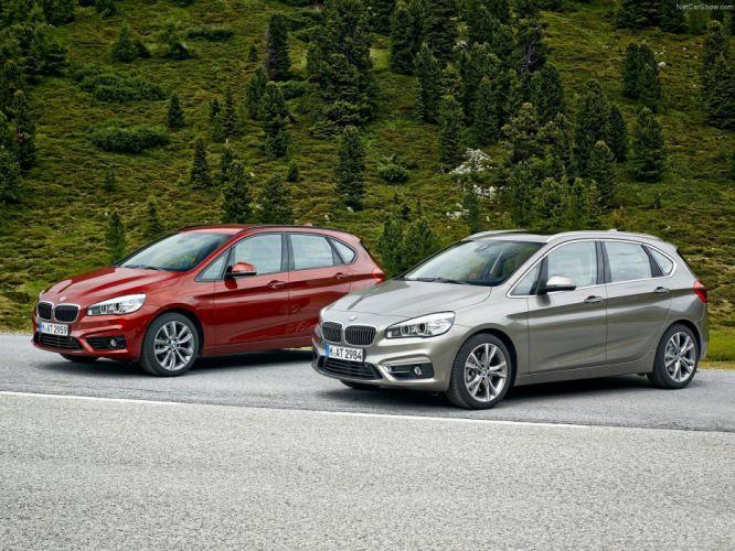 BMW 2-Series Active Tourer germany wallpaper