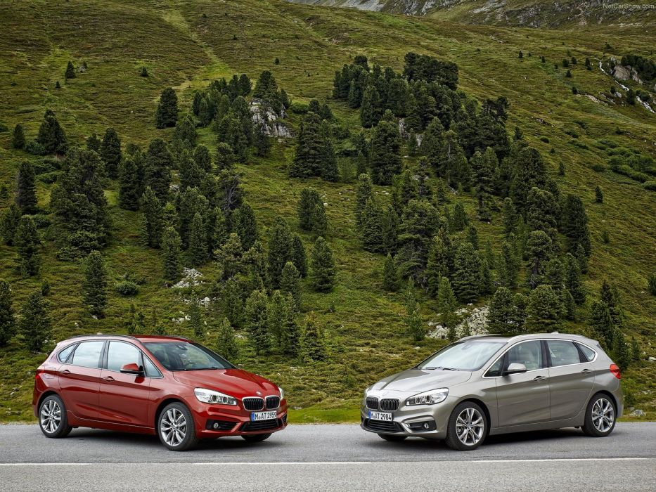 BMW 2-Series Active Tourer germany  wallpaper