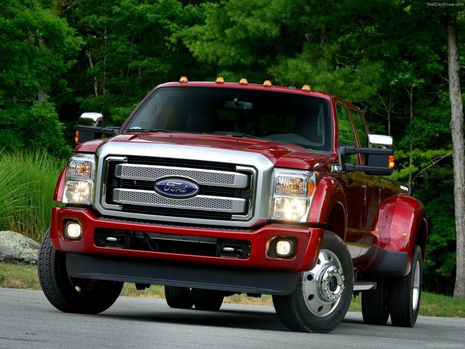 2014 Ford Super Duty SUV pick up  wallpaper