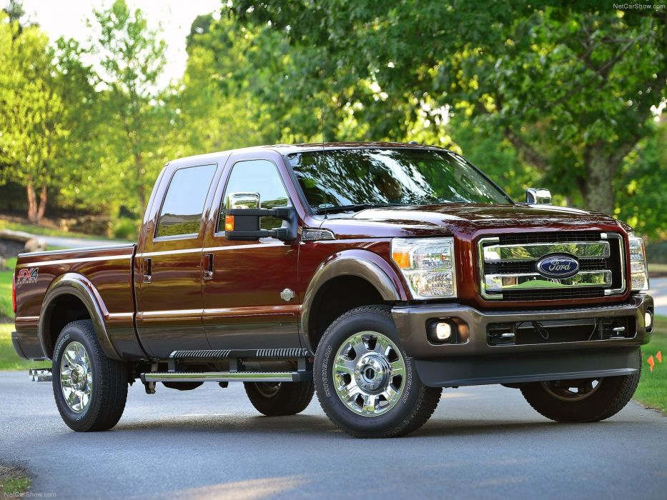 2014 Ford Super Duty SUV pick up  wallpaper