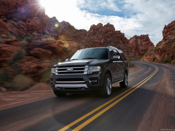 2014 ford expedition suv wallpaper