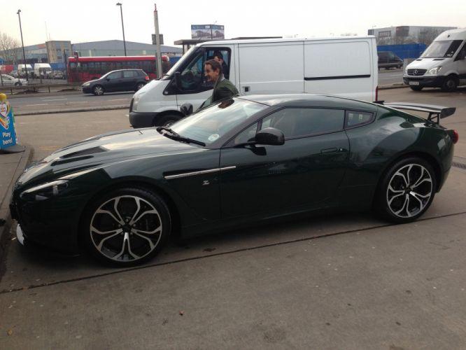 2011 Aston Martin v12 zagato supercar sportcar coupe wallpaper