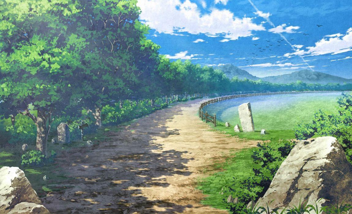 landscape mori (m p m) nobody original scenic tree wallpaper