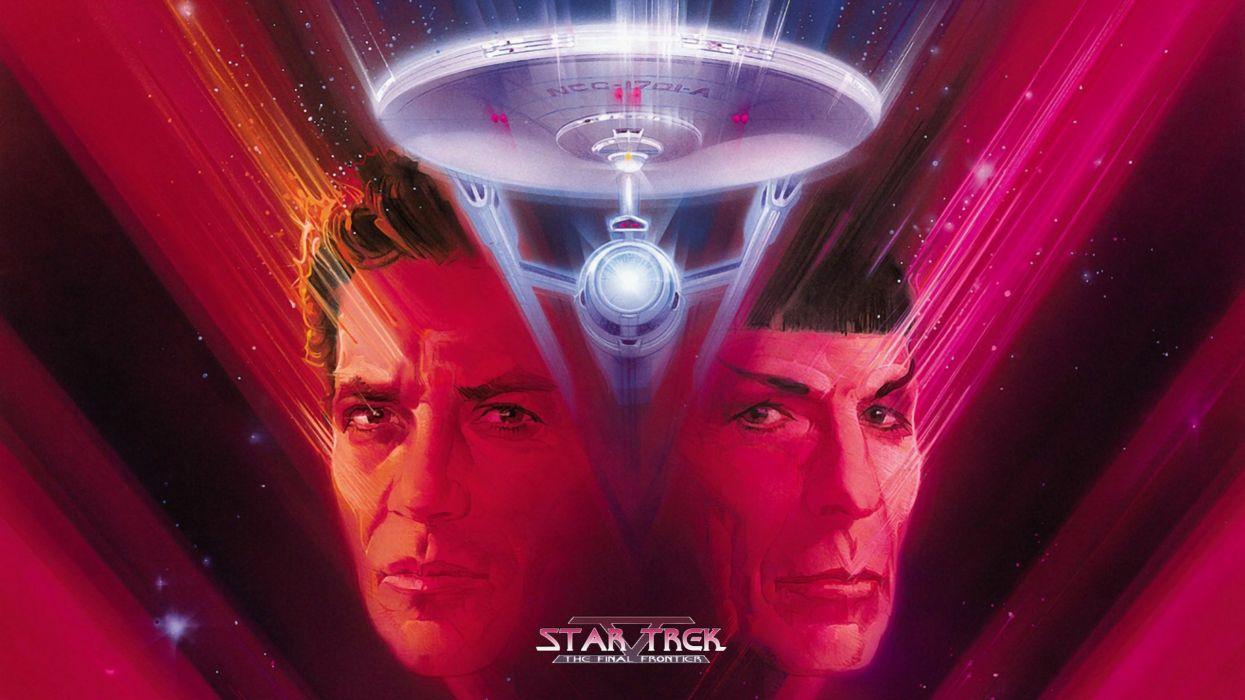 Star Trek V The Final Frontier wallpaper