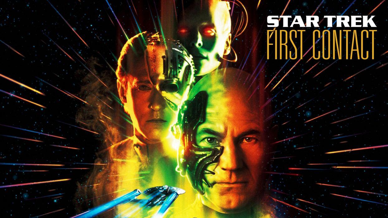 Star Trek First Contact wallpaper