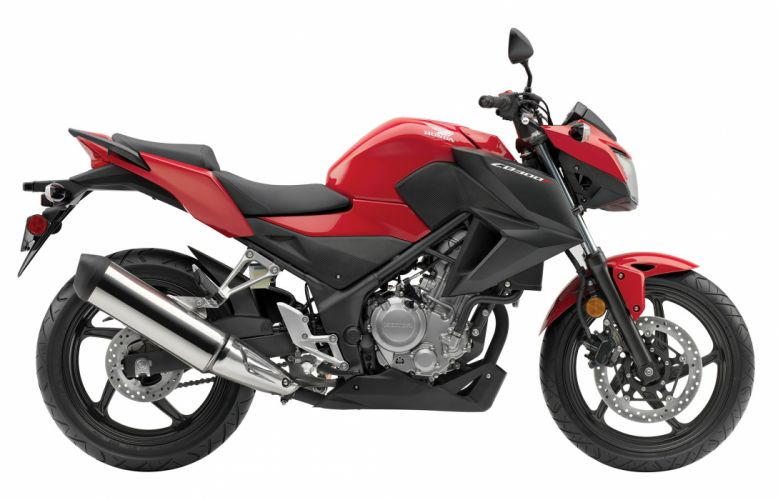 2015 Honda CB300F motorbike bike f wallpaper