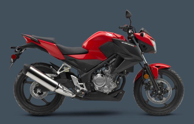 2015 Honda CB300F motorbike bike f wallpaper