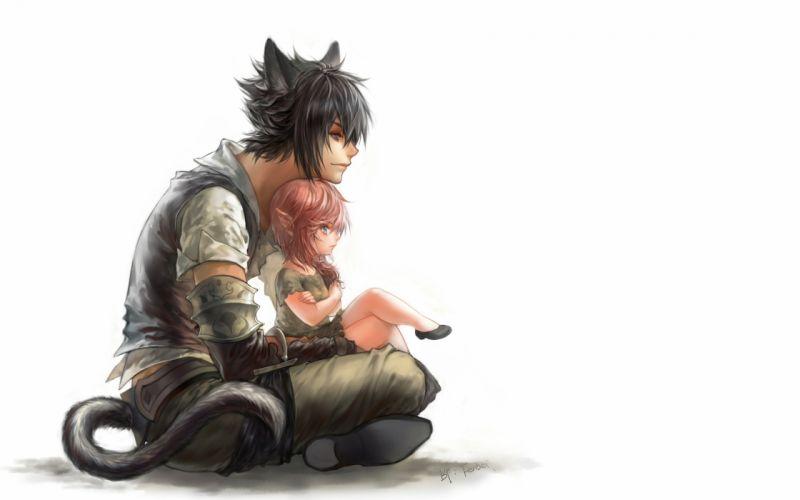 Final Fantasy XIII Lightning Noctis Lucis Caelum Games Fantasy wallpaper