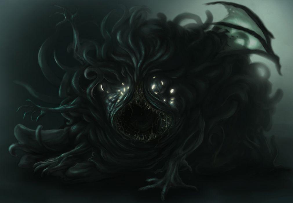 Monster Shoggoth Fantasy wallpaper