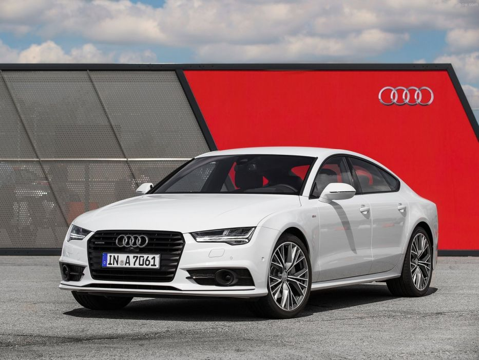 2014 Audi A7 Sportback cars coupe berline wallpaper