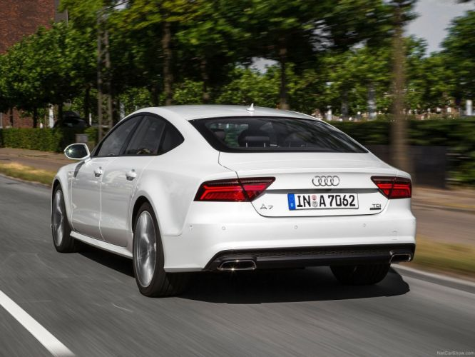 2014 Audi A7 Sportback cars coupe berline wallpaper