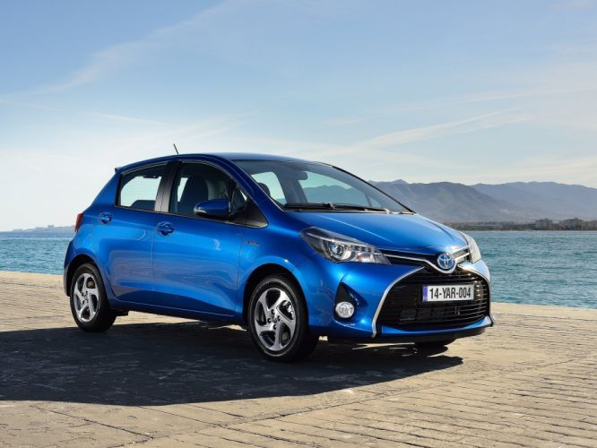 2014 toyota yaris japan cars wallpaper