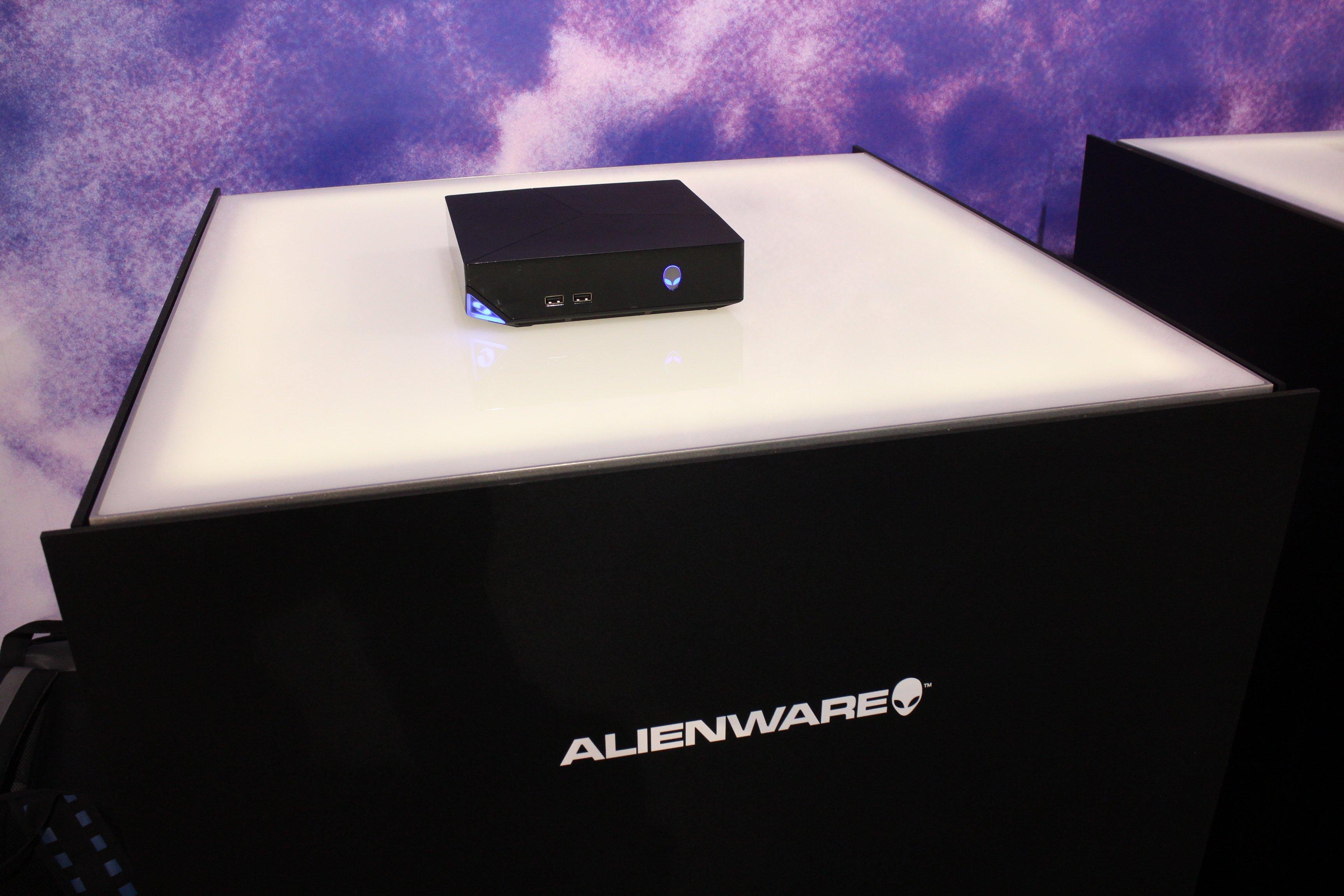 Steam Machine Computer Alienware Steam Machine Alpha