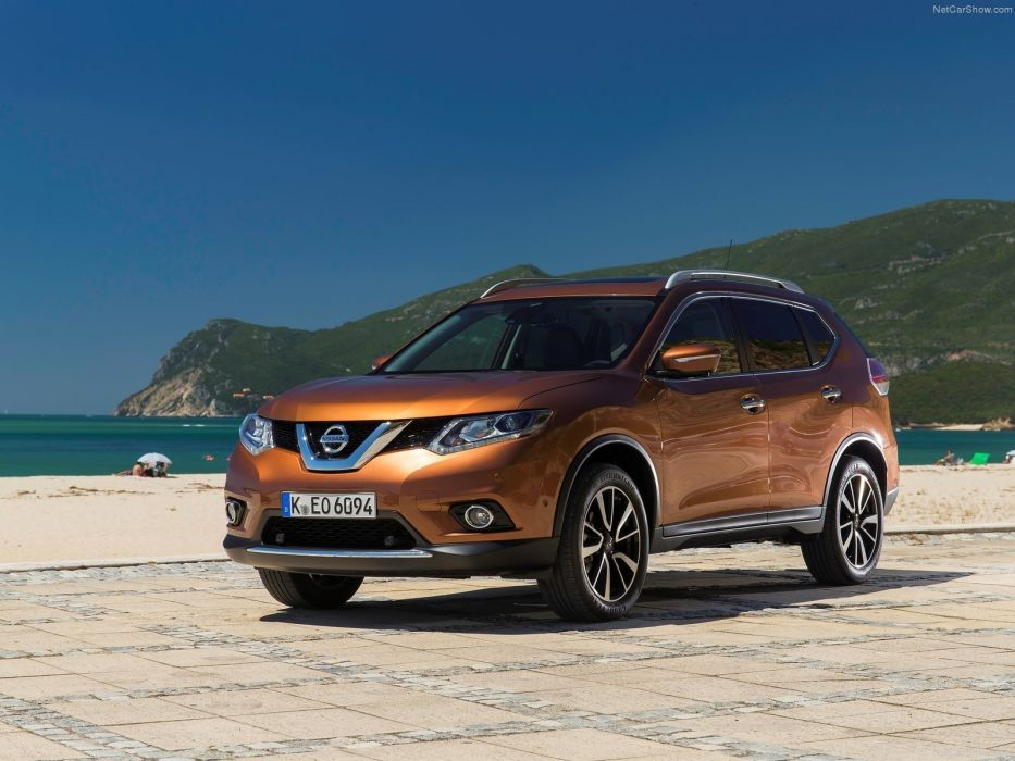 2014 Nissan X-Trail SUV japan cars wallpaper