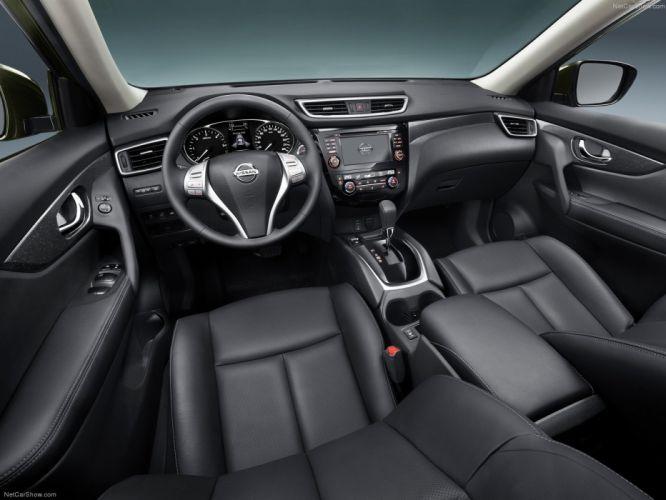 2014 Nissan X-Trail SUV japan cars wallpaper